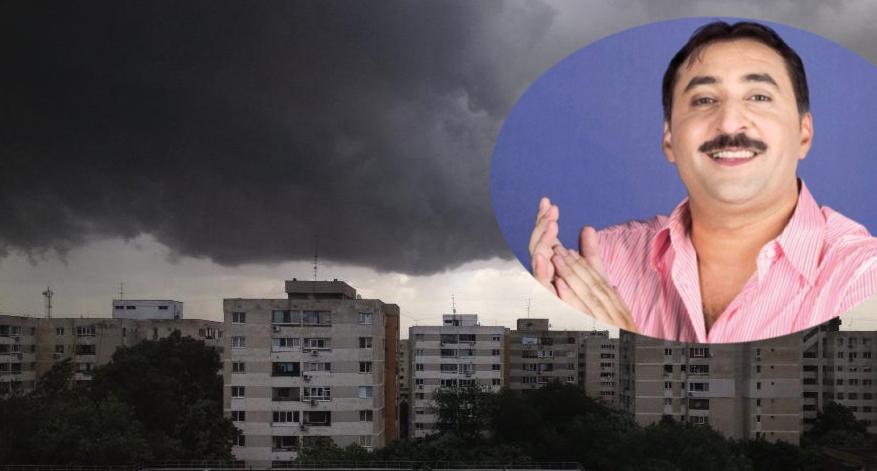 La București, sistemul de alertă pentru furtuni va avea alarmă din Vali Vijelie!