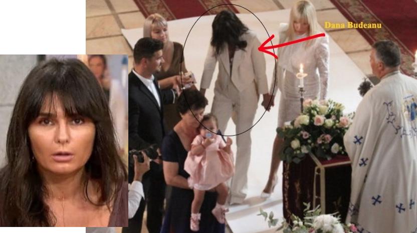 Dana Budeanu este nașa de botez a fetiței Elenei Udrea. Deci știe literalmente ce înseamnă mafia