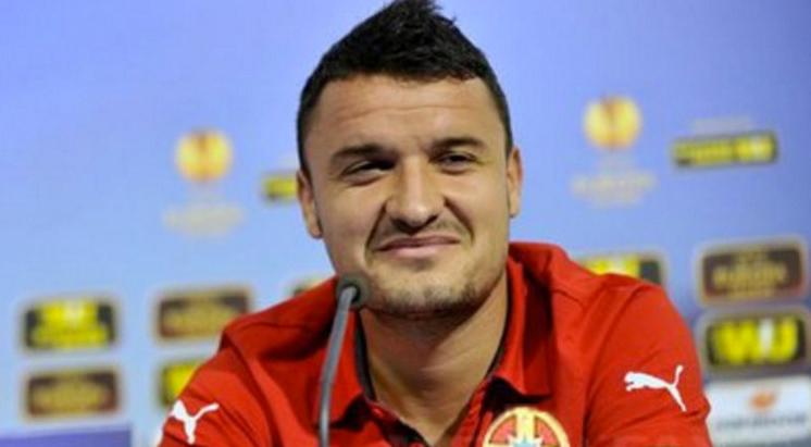 """Budescu îi ironizează pe cei de la Hermannstadt: """"Sunt slabi. Lazio ne-a dat 5!"""""""