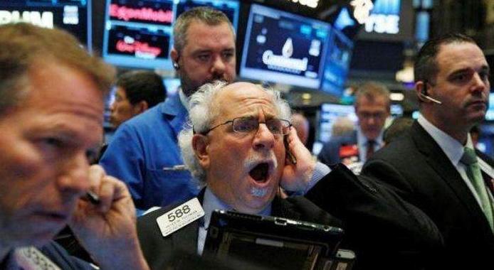 Bursa de la New York s-a prăbușit după ce americanii au aflat ce măriri de salarii a făcut Olguța!
