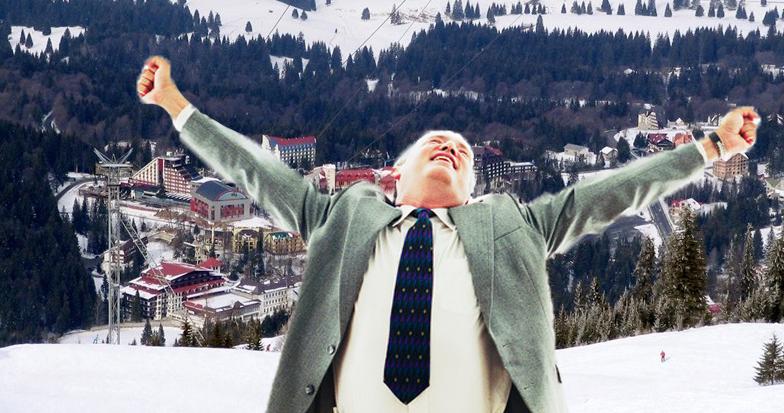 Un român a reușit să-și ia cameră la Poiana Brașov pentru Revelion accesând fonduri europene!