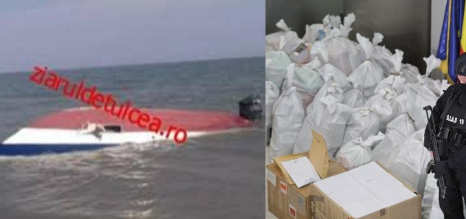 O tonă de cocaină a fost găsită pe plaja din Sfântu Gheorghe. Dacă se dă la alegeri în loc de făină, ia PSD-ul 150%