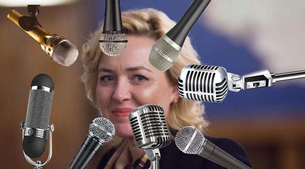 """Carmen Dan anunță că se înscrie la Vocea României: """"Sunt obsedată de microfoane!"""""""