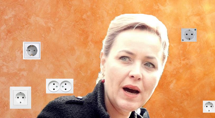 """Carmen Dan: """"Cineva mi-a făcut în fiecare priză din casă câte două găuri!"""""""