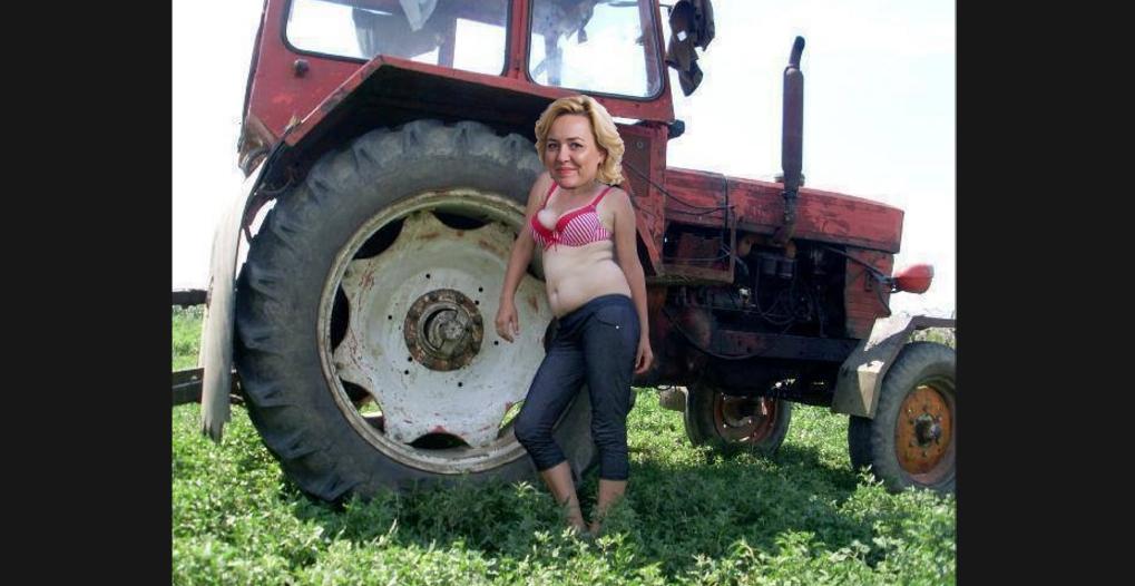 Carmen Dan putea ajunge așa. Dar românii au votat cu tractoristul!