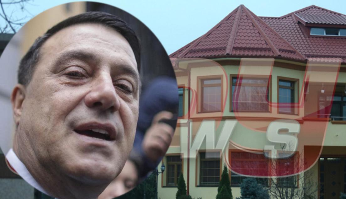 """Hoții care au spart casa lui Bădălău au lăsat un bilet la locul faptei: """"Na, să vedeți şi voi cum e să fii furat!"""""""