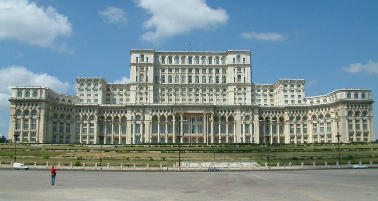Dacă, Doamne ferește, osăardăși simbolul nostru național, Palatul Parlamentului?