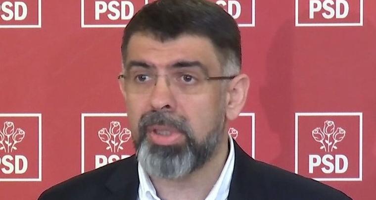 """Cazanciuc: """"Când Iohannis vorbeşte împotriva PSD, vorbeşte împotriva poporului."""" Ăştia cred că tot poporul e hoț!"""