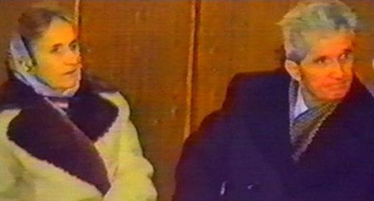 """Ce avea Elena Ceauşescu în gură în momentul în care a fost împuşcată! (În afară de """"FMM de kaghebist,Iliescule!"""")"""