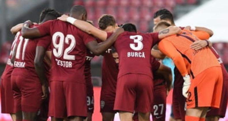 CFR s-a calificat în grupele Europa League!Vezi, ciobane, de ce e bine să lași antrenorul să-și facă singur echipa?