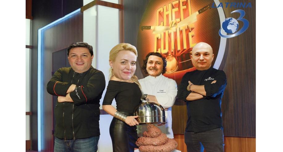 """""""Chefi la cuțite"""" se mută pe Latrina 3, ca să poată participa și experții în c*cat!"""
