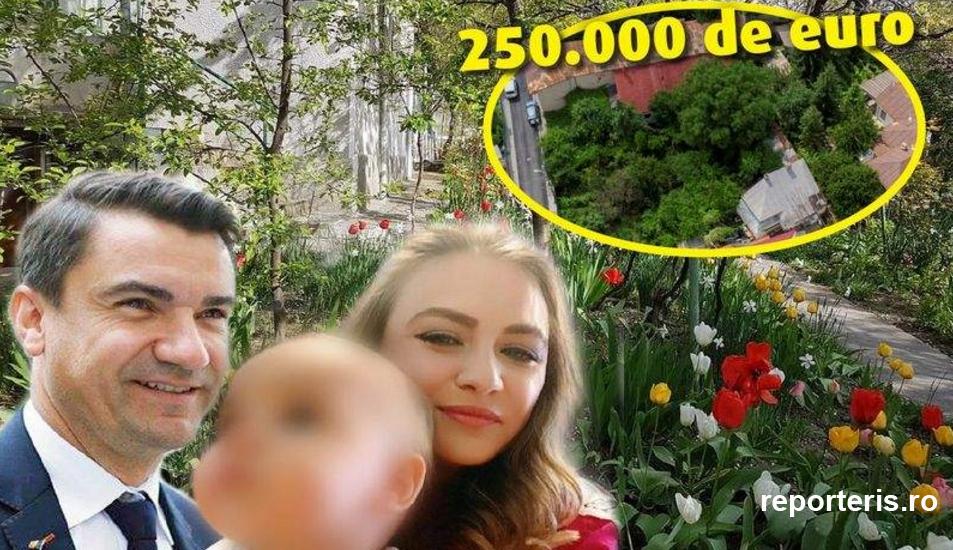 Mihai Chirica și-a cumpărat a 5-a casă. Bine, a mai și crescut ăla mic, are aproape 2 ani, aduce mai mulți bani în casă
