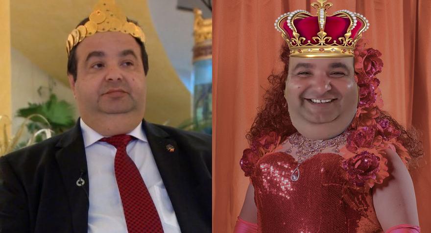 Transformare mircaculoasă a lui Cioabă în arest: din rege internațional, a ajuns regina celulei!