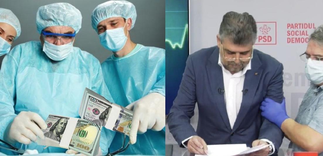 """Doctorii susțin că Ciolacu era în stare gravă: """"A trebuit să-i dăm ceva de furat ca să-şi revină!"""""""