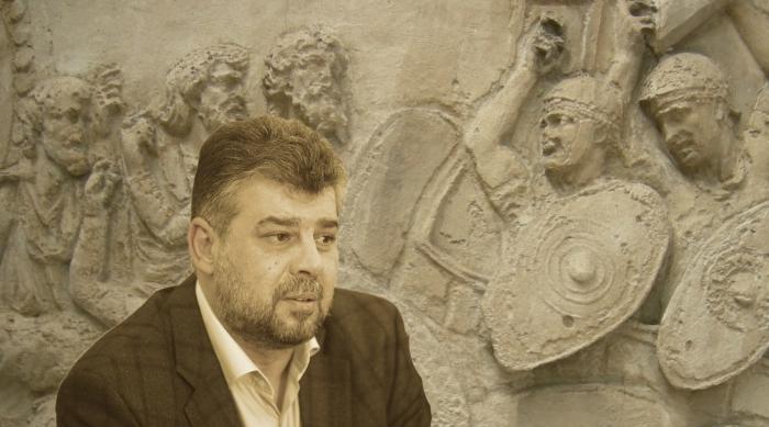 Universitatea Spiru Haret i-a emis lui Ciolacu o diplomă de participant la războiui daco-romandin101-102!