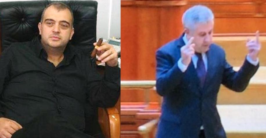 Ciordache are un fin interlop condamnat la 8 ani de închisoare. M_IE Justiția, jos codurile penale, Iohannis la pușcărie!