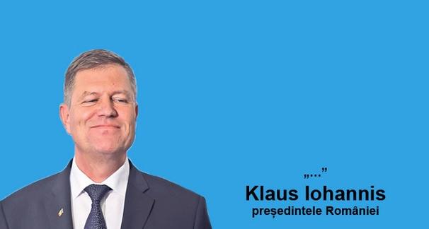 Un citat din Klaus Iohannis face ravagii pe Facebook!