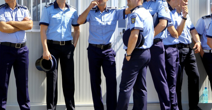 Acțiune de amploare a Poliției după nenorocirea din Caracal: sute de polițiști s-au așezat la coadă lapensii speciale!