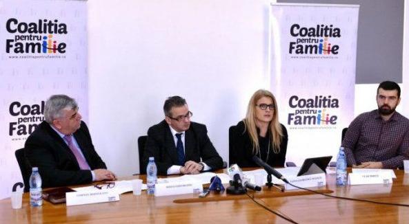 """Coaliția pentru Familie: """"Se poate în anus doar la nunți, botezuri, Brașoveanca, Dansul…"""