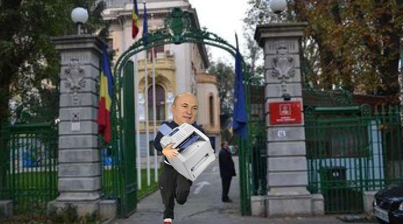 PSD-ul, în pragul disoluției: Codrin Ștefănescu a fugit cu faxul!