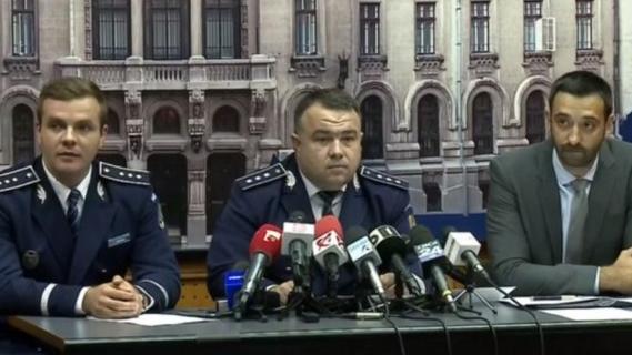 Poliția Română își schimbă numele în Poliția Politică!