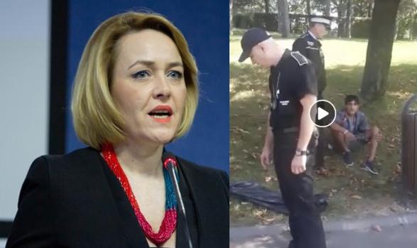 Polițiștii care au bătut un copil în parcul IOR, dați afară fiindcă au uitat să-l și gazeze!