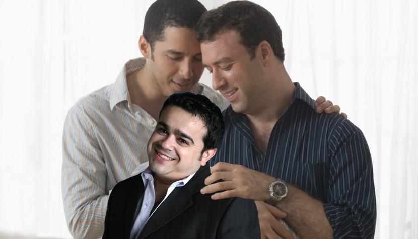 Banii rezolvă tot: Copilul Minune a adoptat un cuplu de homosexuali!