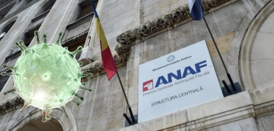 Cum reuşesc funcționarii ANAF să țină coronavirusul la distanță: îl trimit după dosar cu şină!