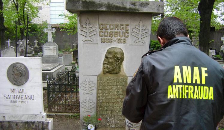 ANAF a descins la George Coșbuc să-i ceară prestatorii de la Nunta Zamfirei!