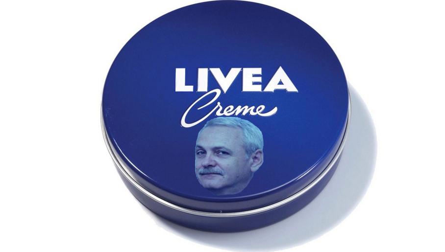 A apărut LIVEA, crema oficială a Penitenciarului Rahova!