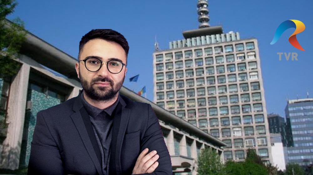 Mari realizări ale PSD-ului. Azi: salariul de 6000 de euro plătit de TVR lui Ionuț Cristache