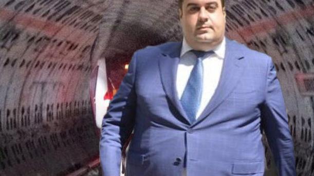 Blocaj la metrou: ministurul Cuc a intrat să verifice nişte lucrărişi a înfundat tunelul!
