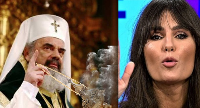 """Dana Budeanu către Daniel: """"Ce mafiot eşti tu cu poşeta aia care fumegă?"""""""