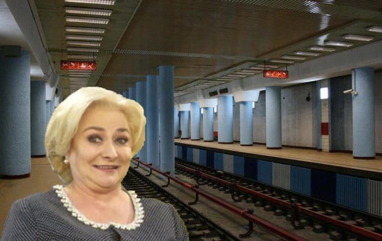"""Veorica a înțeles ce e ROBOR-ul: """"E o stație de metrou: Bucu ROBOR!"""""""