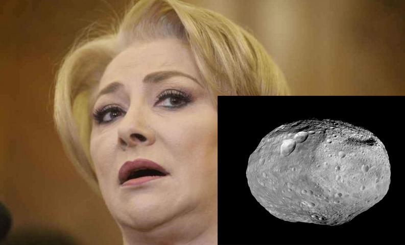 """Veorica, panicată: """"NASA a anunțat că un hemoroid va trece foarte aproape de Pământ!"""""""