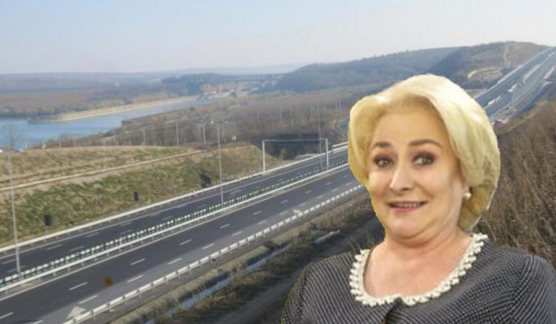 """Viorica: """"Există 18 oferte pentru autostrada Ploiești-Brașov"""". Știm: TelDrum1, TelDrum2, TelDrum3… TelDrum18!"""
