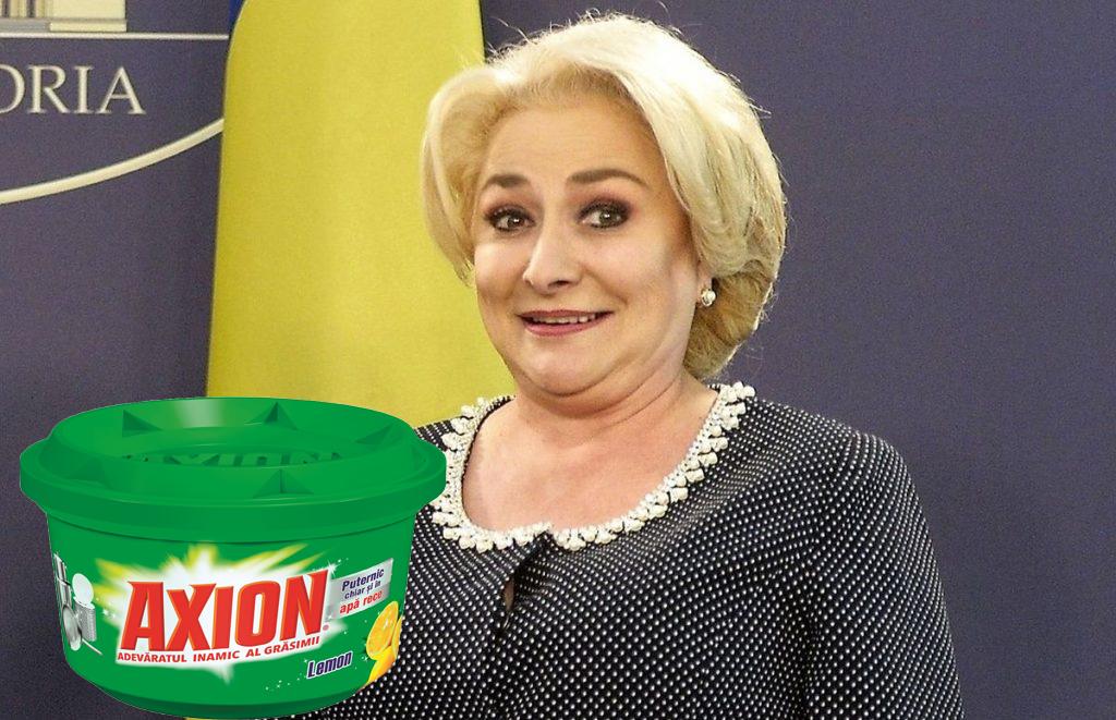 """Viorica Dăncilă dezvăluie cum reuşeşte să slăbească: """"Mănânc Axion, inamicul grăsimii!"""""""