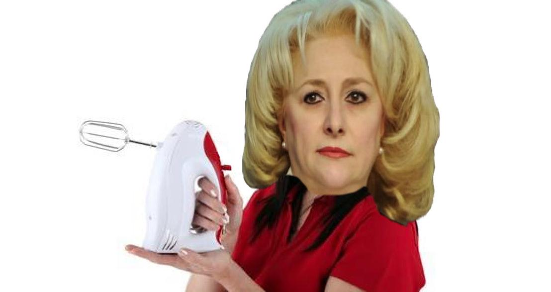 Vioricaa descoperit că are și ea buton roșu, caPutin și Trump!