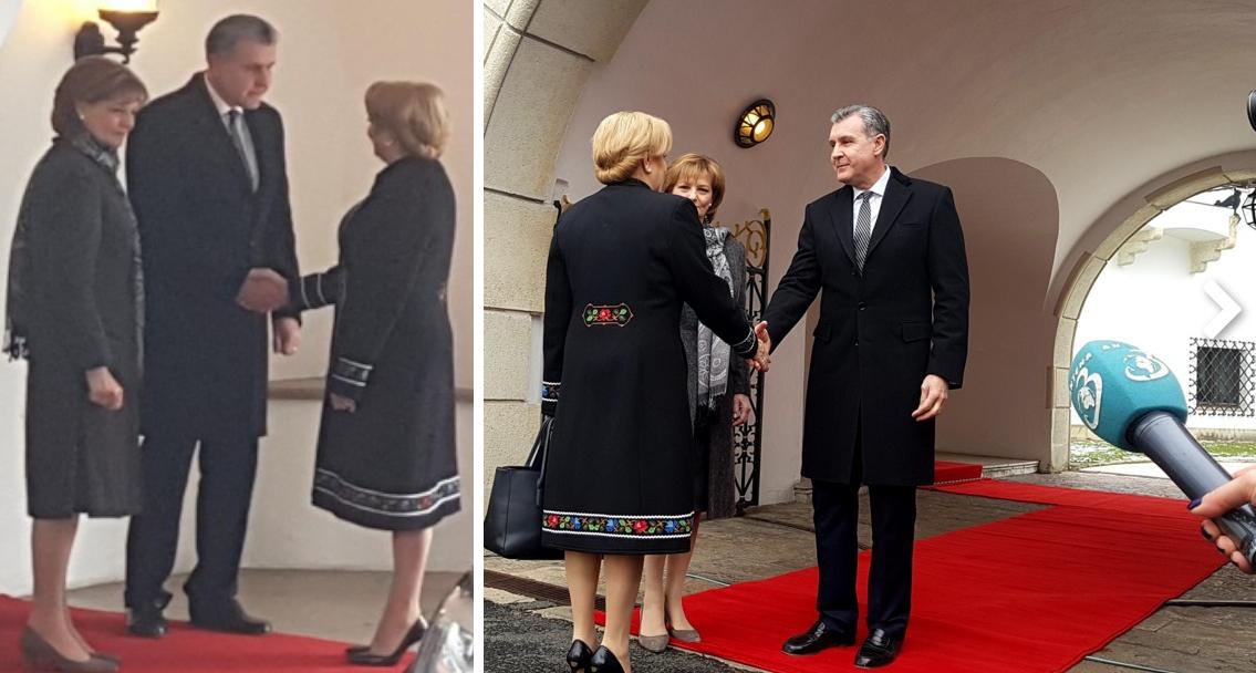 Jenant: Familia Regalăse ploconește la ducesa Viorica-Vasilica de Videle!