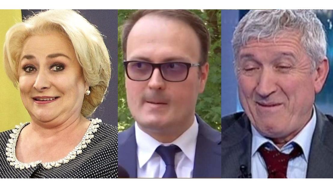 Veorica, Cumpănaşu şi Mircea Diaconu - favoriți să intre în turul 3 la prezidențiale!