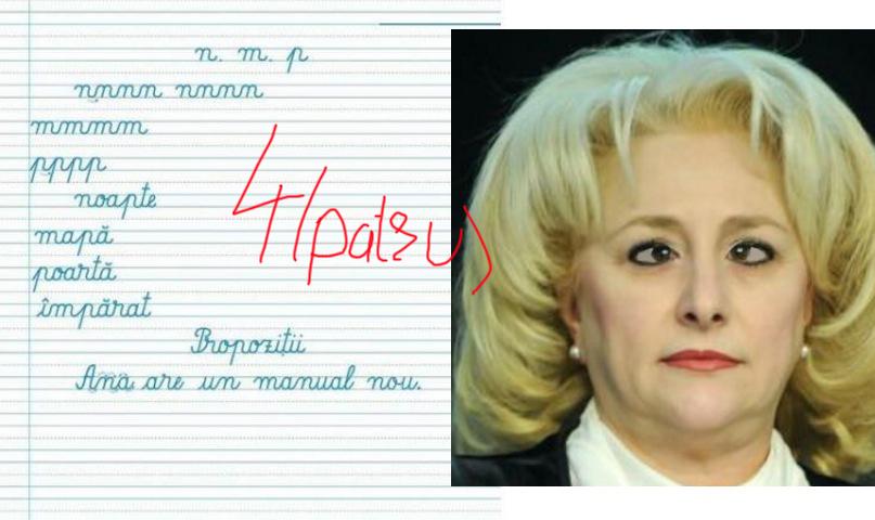 Viorica Dăncilă și-a scris demisia, dar Iohannis i-a dat 4 și a chemat-o la toamnă!