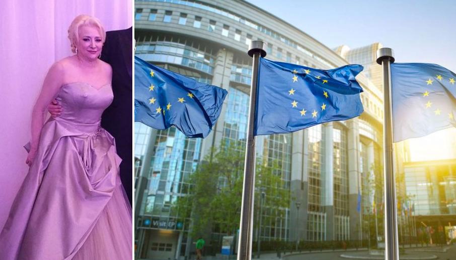 """Foştii colegi de la Bruxelles îi scriu Veoricăi: """"Adu-ne draperiile înapoi că ne bate soarele în birouri!"""""""