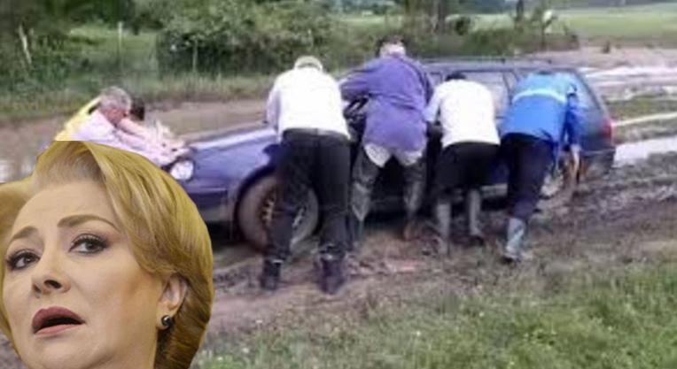 Veorica vrea să închidă granițele României, ca să nu mai intre noroaie de la străini!