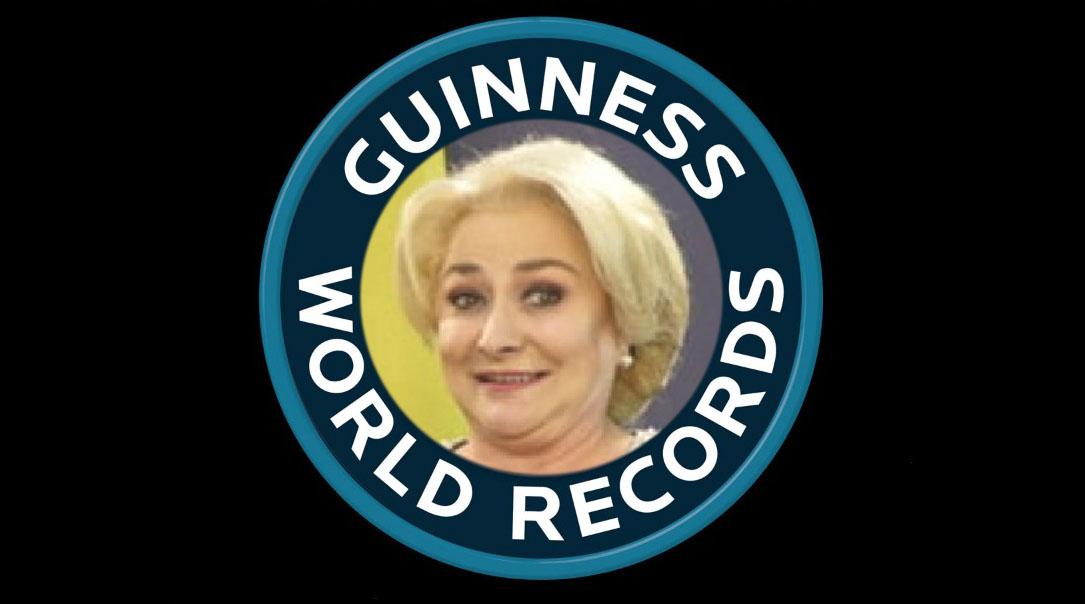 Veorica intră în Guinness Book: E singura persoană din lume fără IQ!