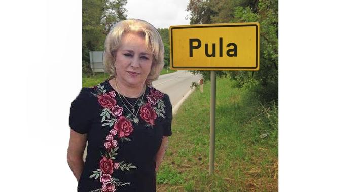 Încă o gafă diplomatică: Viorica a confundat P_!a cu P*#da!