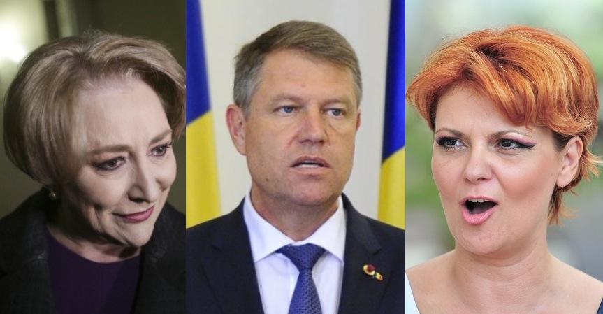 Iohannis a anulat întâlnirea cu Olguța și Dăncilă după ce a aflat că Olguța va vorbi în germană!