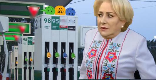 """Viorica a făcut scandal la benzinărie: """"Aveau benzină expirată din 95 și 98!"""""""