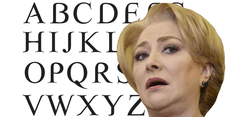 """Viorica e grav bolnavă: """"Când văd litere, am frezoane!"""""""