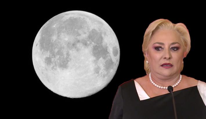 """Veorica critică NASA că nu face curat pe Lună: """"S-a strânspraf de două degete!"""""""