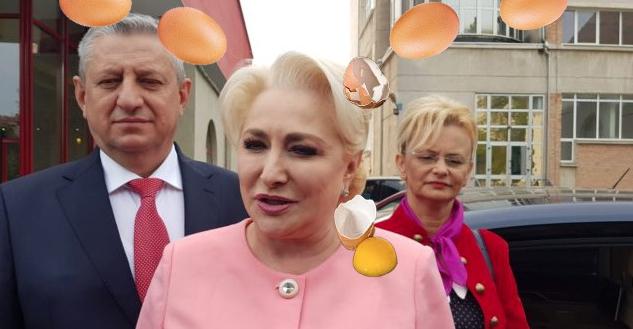 Veorica a ajuns la Cluj. Magazinele de pe traseul ei oferă ouă la juma' de preț!